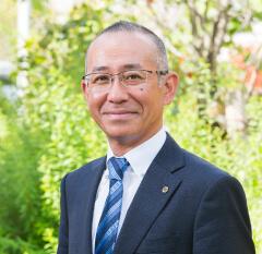 代表取締役社長 山口 克昌