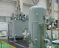 Water turbine attendant equipments