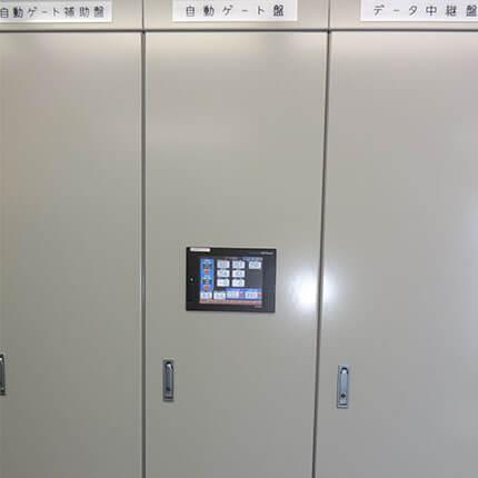ゲート自動制御装置